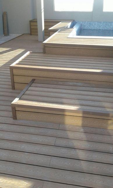 Deck PVC Roble Clasico T-4 Selección -